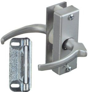 National Hardware V99 Screen Storm Door Latch Aluminum By National 19 01 From The Manufacturer This Latc Hardware Storm Door Aluminum Screen