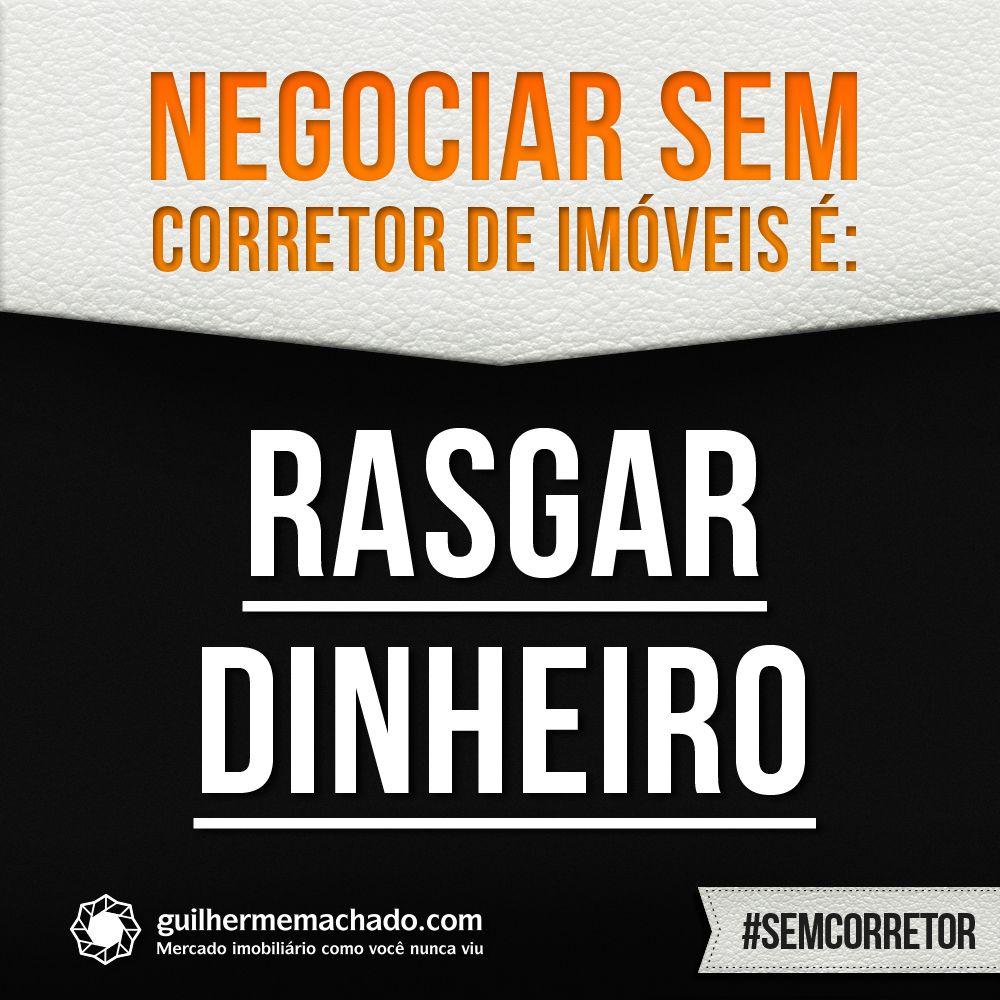 Isso COM CERTEZA vai acontecer se você negociar #SemCorretor.