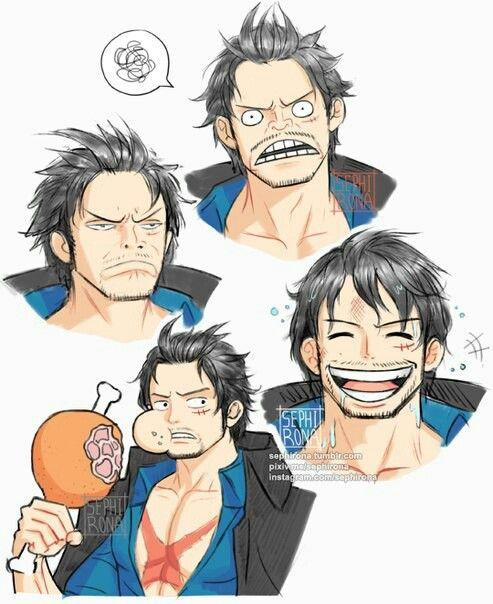 One Piece: Băng Mũ Rơm khi già đi trông sẽ như thế nào, câu trả lời tham khảo đã có rồi đây - Ảnh 10.