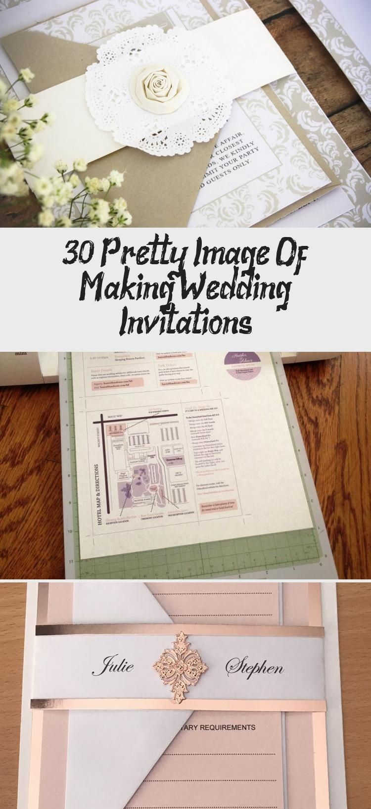 30 Pretty Image Of Making Wedding Invitations Wedding 30 Pretty Image Of Mak Making Wedding Invitations Addressing Wedding Invitations Wedding Invitations