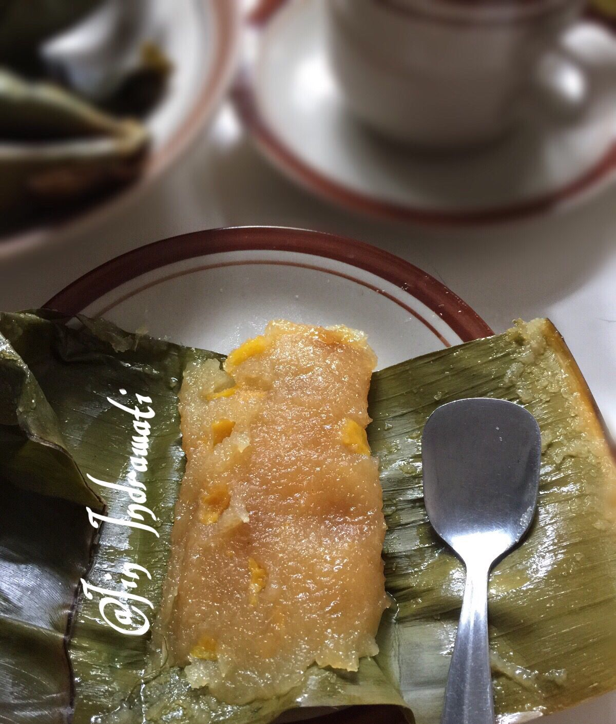 Lemet singkong nangka