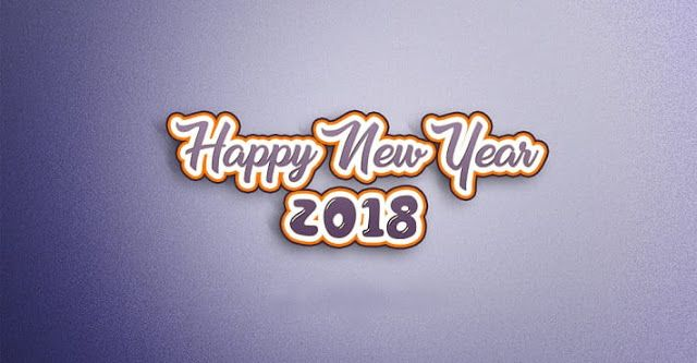 Happy New Year 2018 Animation Images