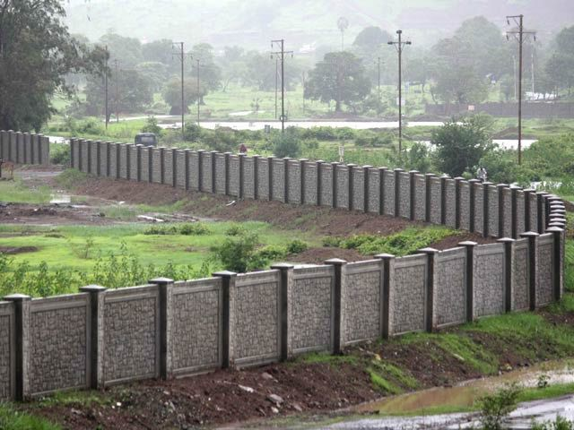 For An Efficient And Cost Effective Way To Designate Boundary
