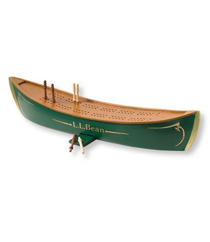 Paddlers Cribbage: This Would Be Not Only Fun To Play But A Great Coffee  Table Decoration.