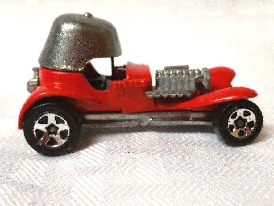 VINTAGE RED BARON MATTEL 1969 IN USED/AGED CONDITION #Mattel ...