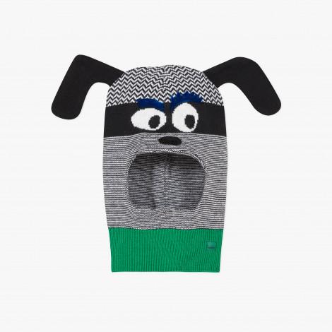 Knit dog balaclava LICHEN   Catimini in 2020   Baby ...