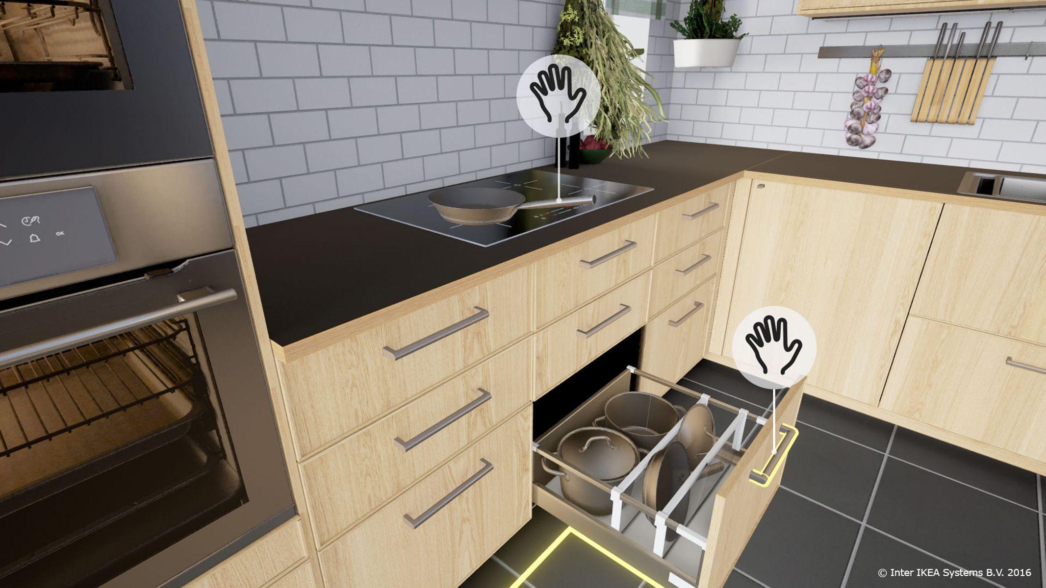 3D #ikea #realidad_Virtual Ikea Presenta App De Realidad Virtual Interesting Kitchen Design Software Ikea Review