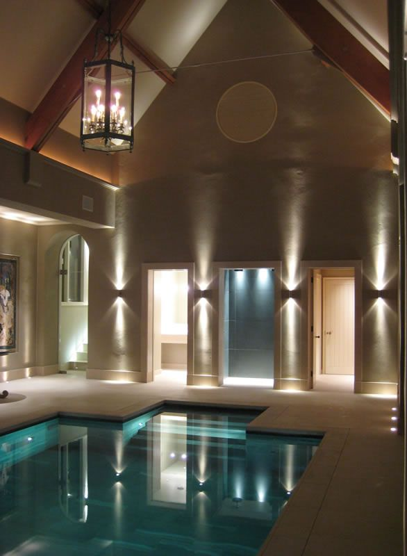 Interior pool wall sconces interior lighting pinterest interior pool wall sconces aloadofball Choice Image