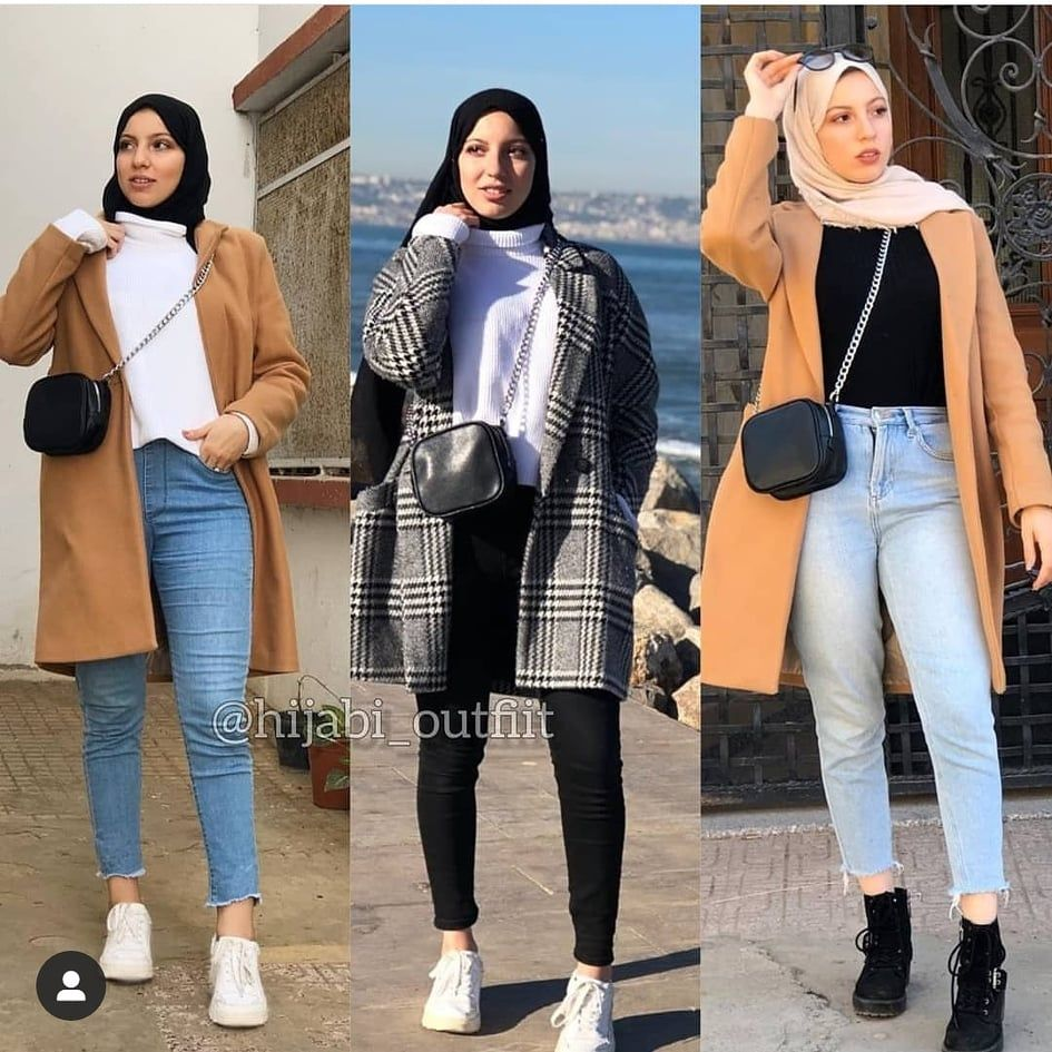 Casual hijab wear spring 11 in 11  Long shirt outfits, Dress