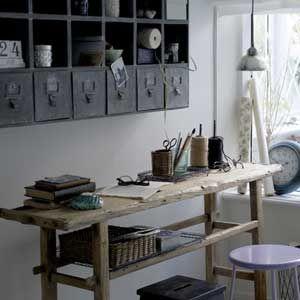 etag re murale 12 niches rio en zinc bloomingville. Black Bedroom Furniture Sets. Home Design Ideas