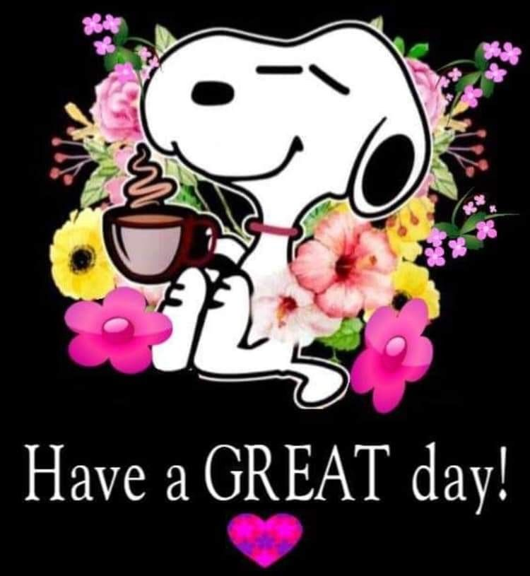 Have A Great Day Good Morning Snoopy Snoopy Images Snoopy Quotes