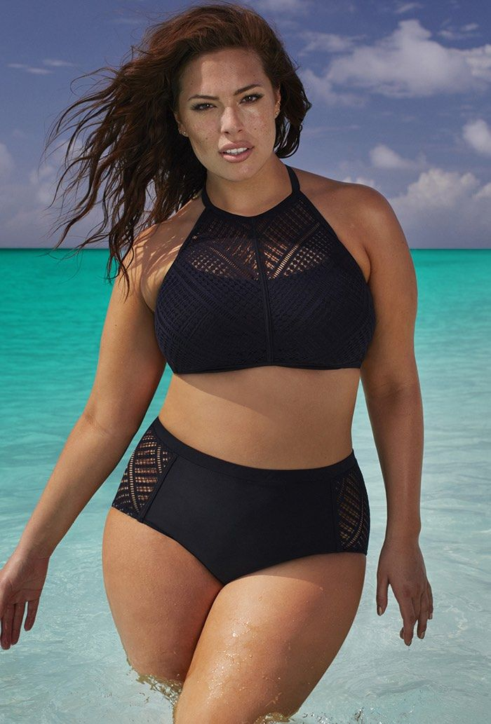 222b2e17b82 Cause I m coming for this swimsuit!! Yass!! Swim Sexy The Charlatan Bikini.  Mid Waist - Charlatan Bikini Moda Plus Size