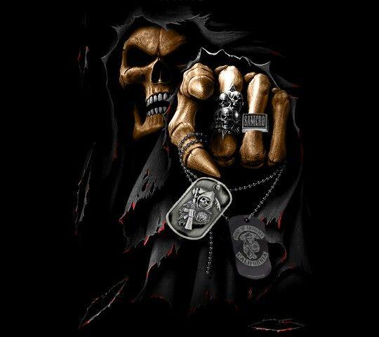 Mr Mayhem Sons Of Anarchy Gotica