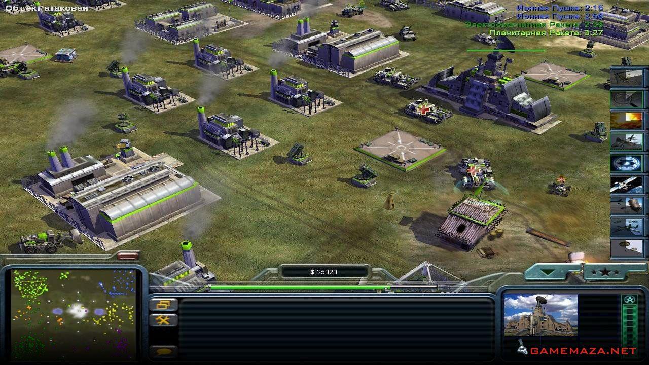 Игра генералы 3 скачать бесплатно на компьютер