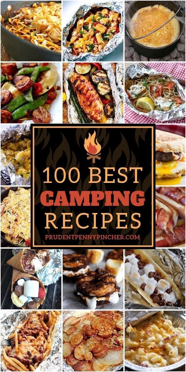 Photo of 100 Best Camping Recipes