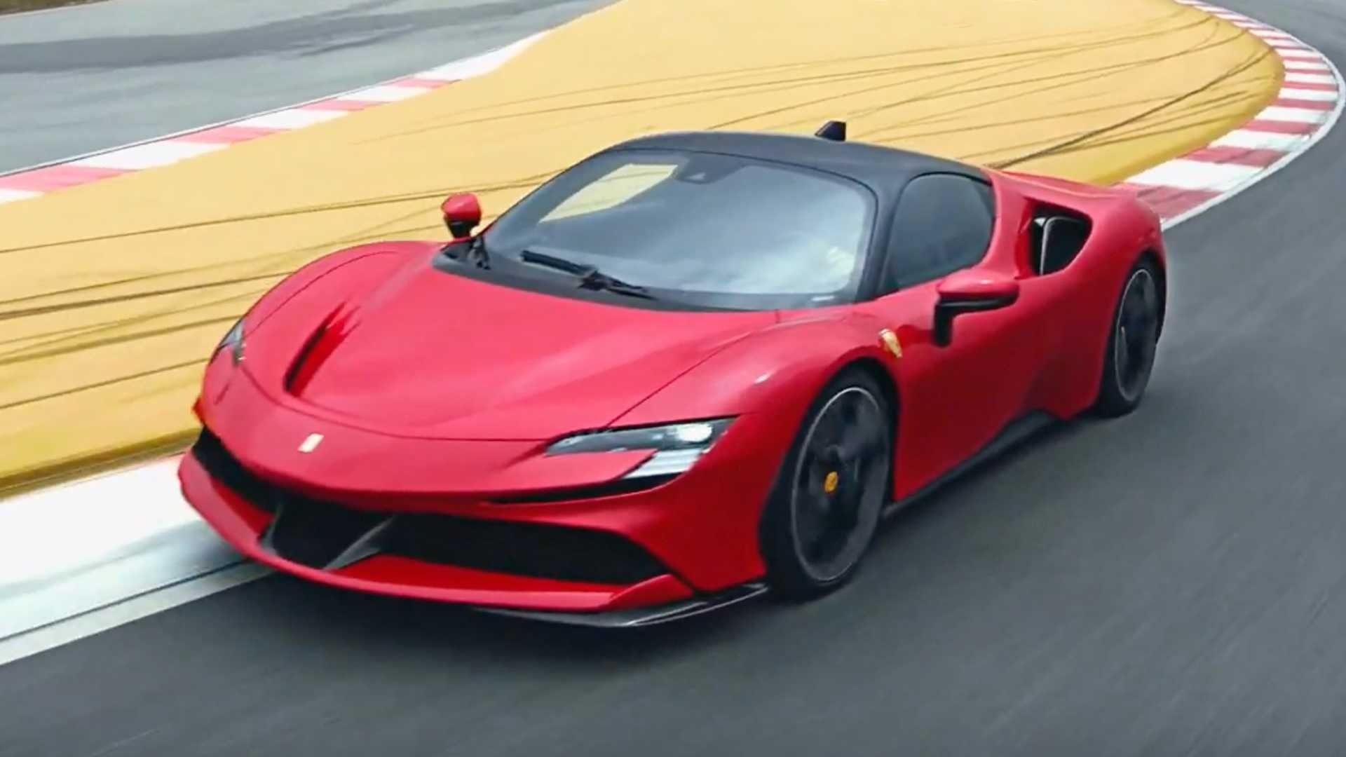 Ferrari Due Nuovi Modelli In Arrivo Nel 2020