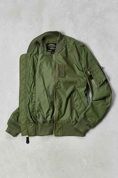 1f8a81f07 Alpha Industries MA-1 Skymaster Bomber Jacket | Sam | Bomber jacket ...