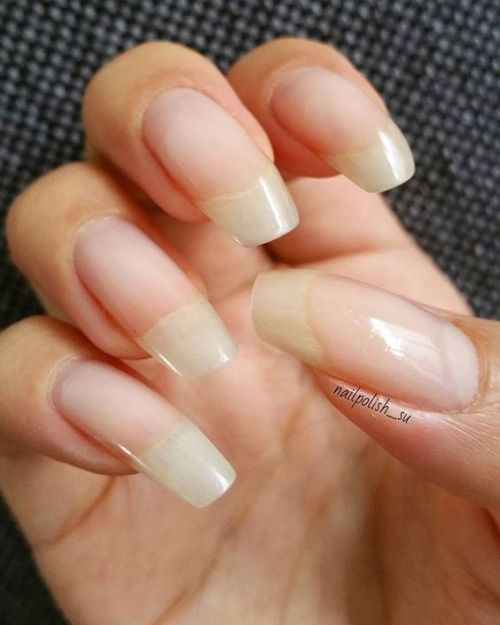 Cz Pinterest Com Source Unghielunghe Com Curved Nails Long Natural Nails Long Red Nails