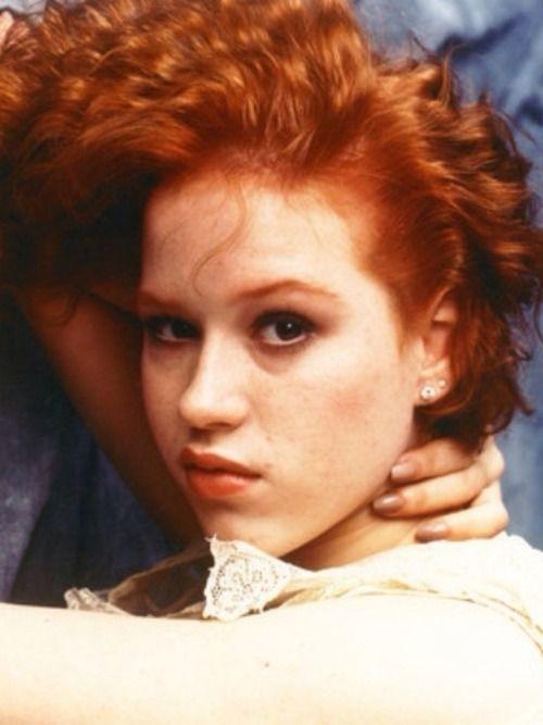 a dame like me |Molly Ringwald Breakfast Club Hair