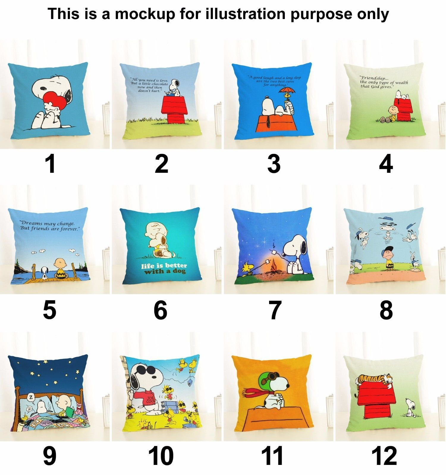 Pillow Case Life Is Better