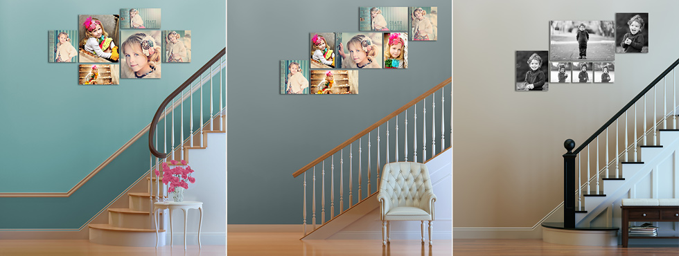 A Website Devoted To Wall Portrait Organization And Ideas