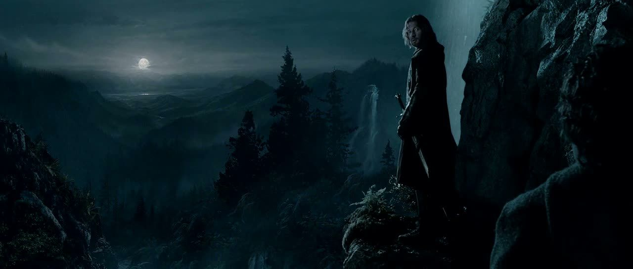 Ithilien night