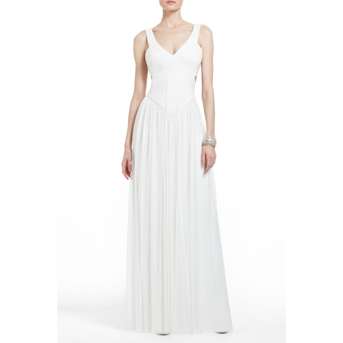 96885d24baa This dress is stunning! BCBGMAXAZRIA - DRESSES  EVENING  MARA DRESS ...