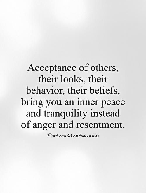 Acceptance Quotes Extraordinary Quote Acceptance  Google Search  Acceptance  Pinterest
