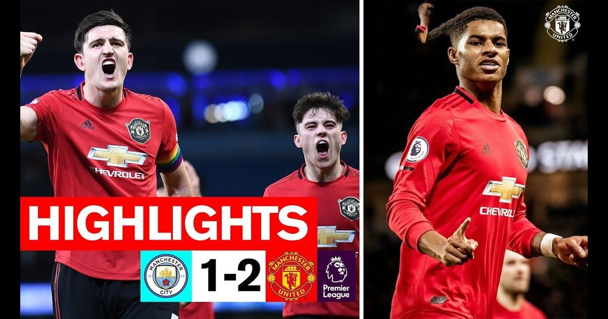 Stream Premier League Game Manchester United V Manchester United Won 21 Direct Matches Rashford Martial Seal Derby Win For The Reds Man City 1 2 Manchester Di 2020