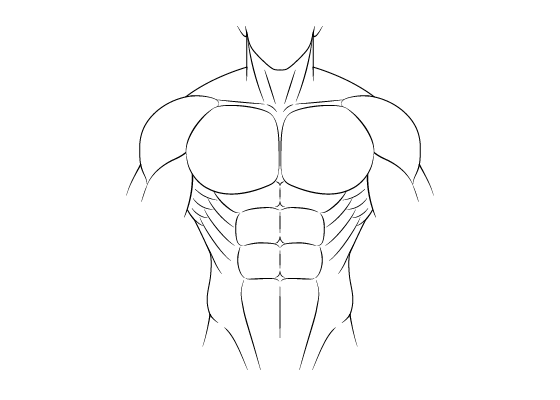 How To Draw Anime Manga Tutorials Animeoutline In 2020 Male Body Drawing Anime Drawings Drawings
