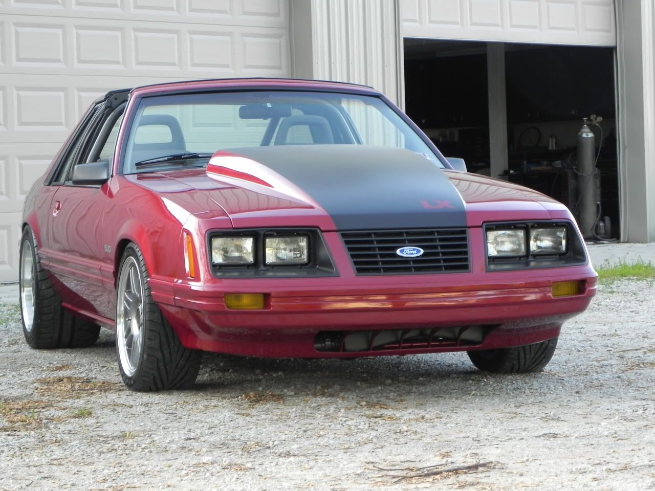 84 mustang started the 84 t top coupe page 26 mustang forums at stangnet