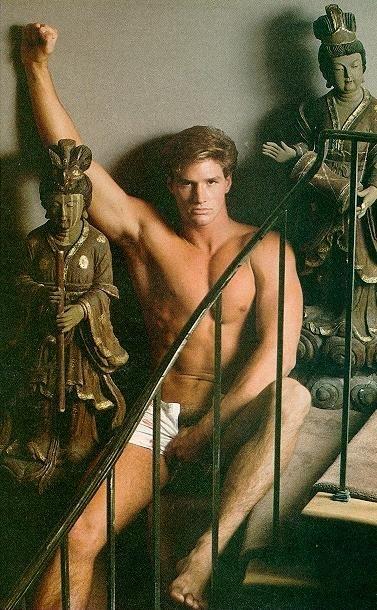 Brian Buzzini   Brian Buzzini   Male models, Magazine man e