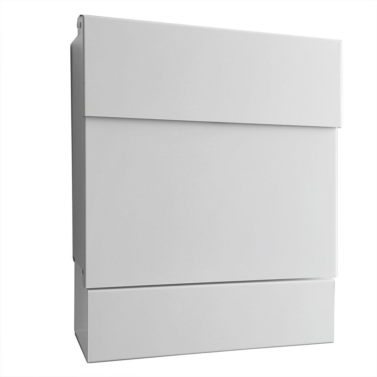 Briefkasten Letterman V mit Zeitungsrolle von Radius Design | Connox