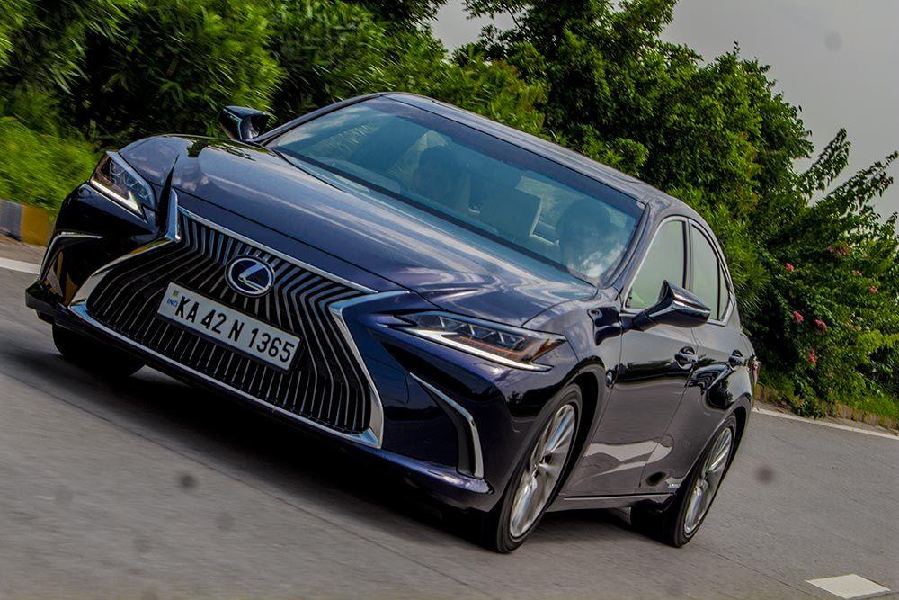 Lexus Es300h Petrol Hybrid Review Lexus Petrol Luxury Cars