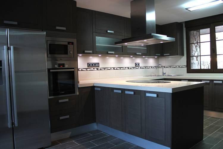 Diseno de #cocinas diseño de cocinas en aranjuez cocina rustica ...