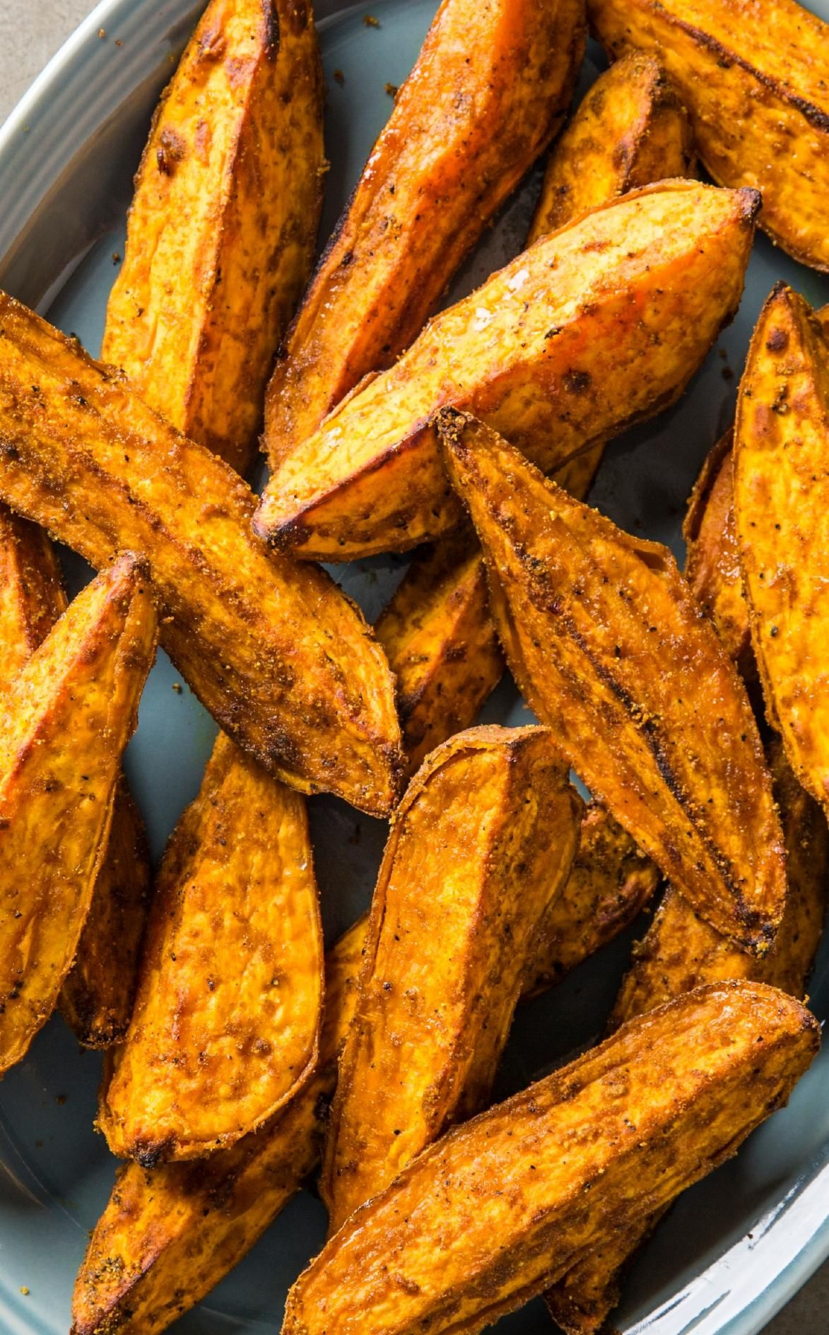 Roasted Sweet Potato Wedges Cook S Country Recipe Sweet Potato Wedges Easy Thanksgiving Recipes Roasted Sweet Potatoes