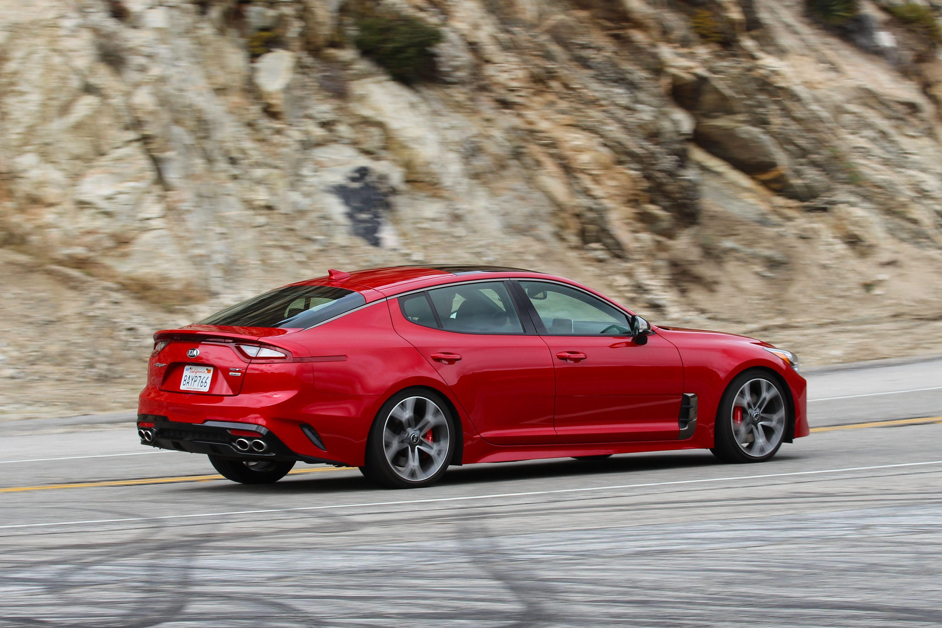 2020 Kia Stinger Gt2 Specs And Review Kia Stinger Kia New Cars