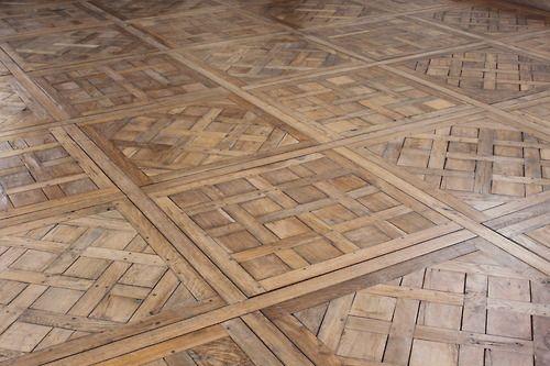 Amazing hardwood floor