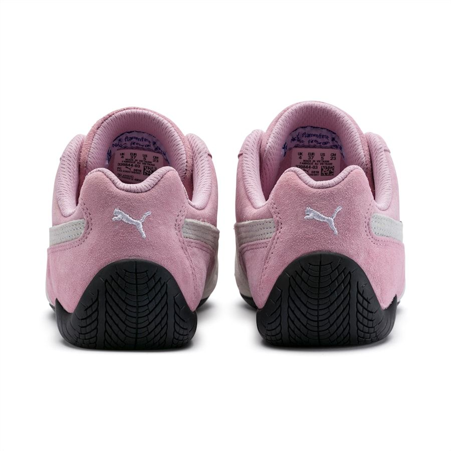 PUMA SpeedCat Sparco Trainers in Winsome Orchid/White size ...