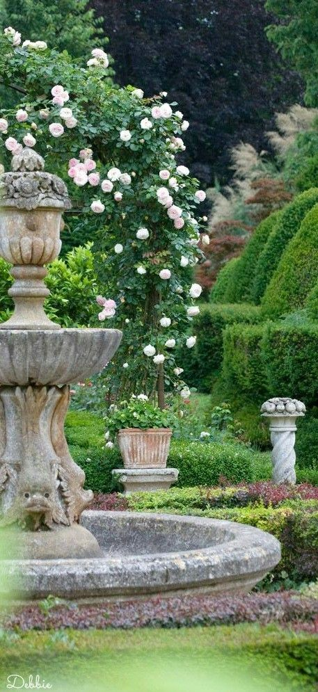 Chatsworth manor ~ Debbie ❤ | patios, jardines, balcones, terrazas ...