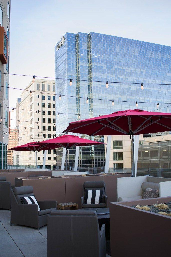 The ART Hotel Denver Denver hotels, Colorado living
