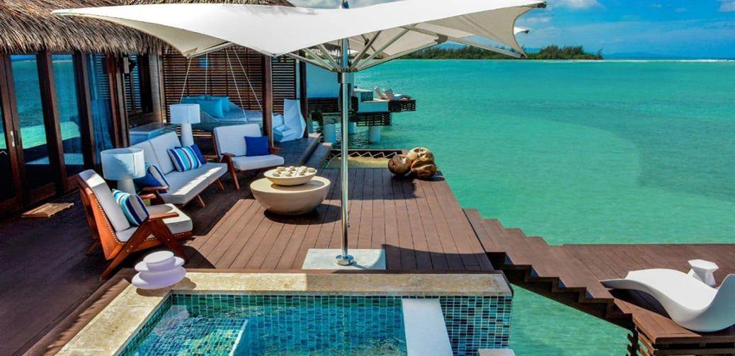 Sandals Montego Bay Overwater Villas, Jamaica
