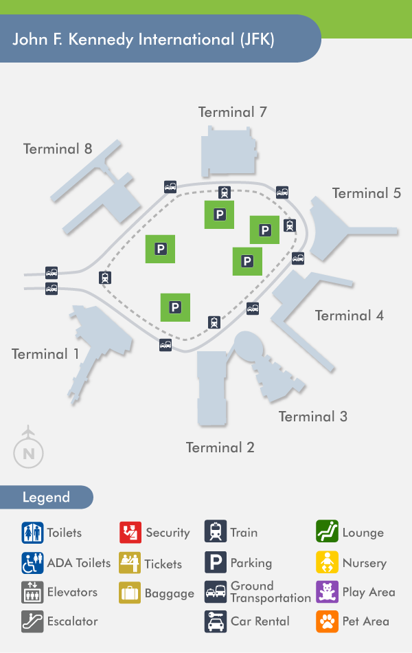Map Of New York Showing Jfk Airport.Pin By Michael Kennedy On New York Kennedy Airport Jfk Map Of