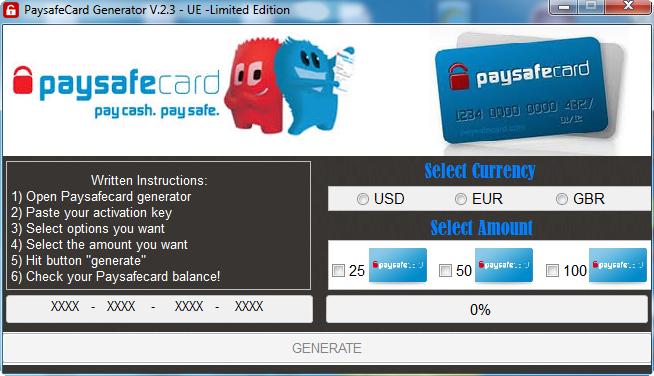 paysafe keygen free download
