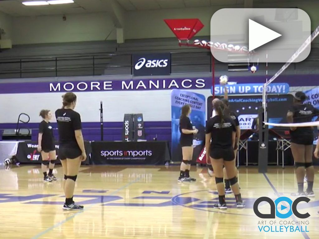 First Ball Score Drill Anything Goes The Art Of Coaching Volleyball Video Coaching Volleyball Volleyball Volleyball Gifs