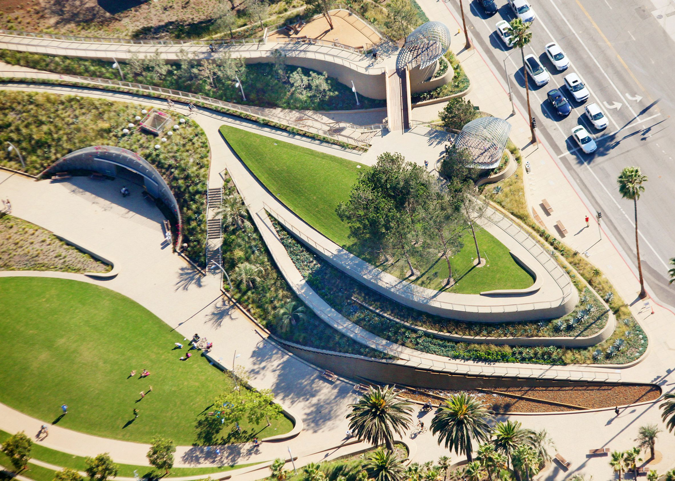 america u0026 39 s best new landscape architecture projects revealed