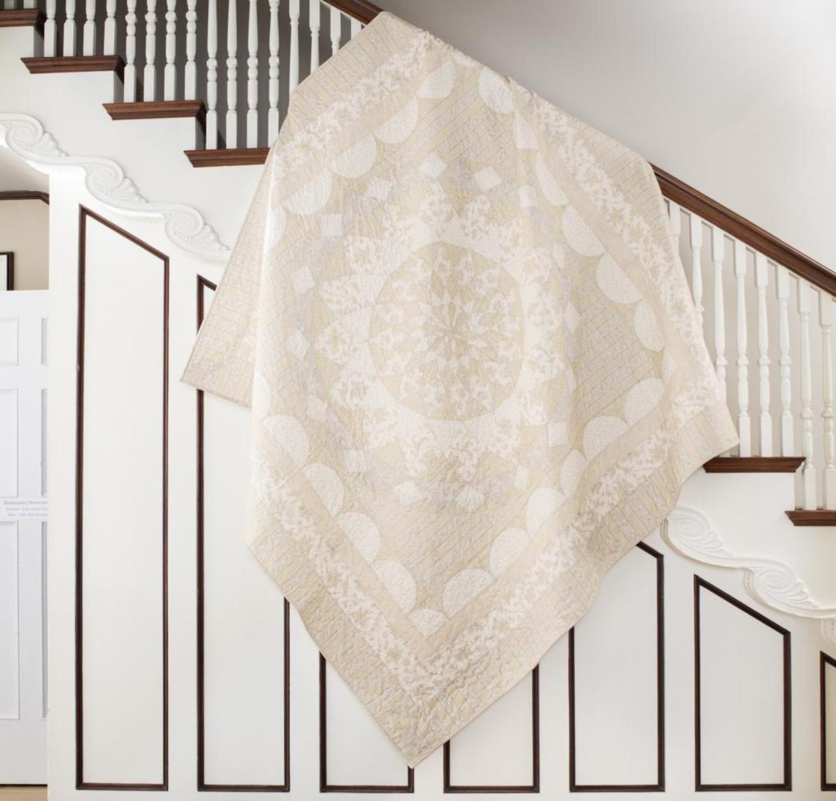 Aldridge Quilt Kit | Fabrics and Patterns : downton abbey quilt kits - Adamdwight.com
