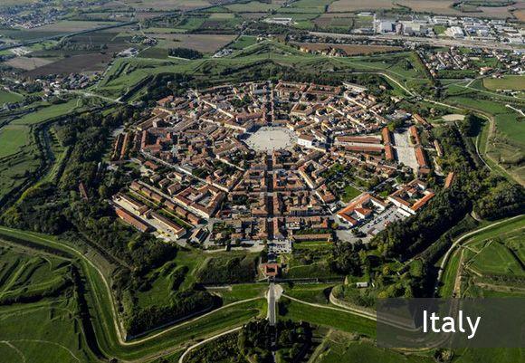 Palmanova-Udine