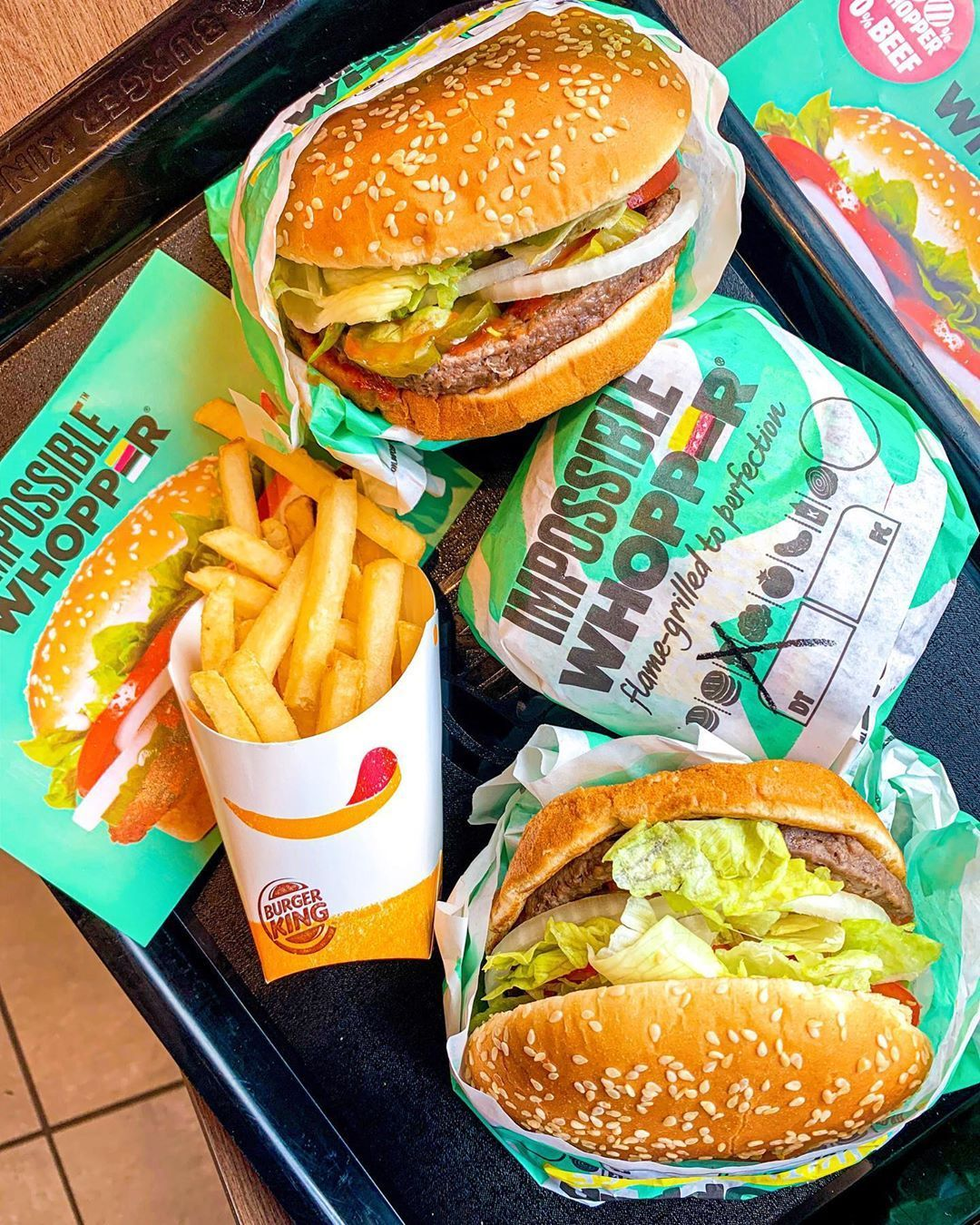 Feeling Like A Burger Kween I Have So Much To Share About This Burger Feeling Kween Share Veganfastfoo In 2020 Burger Vegan Fast Food Burger King