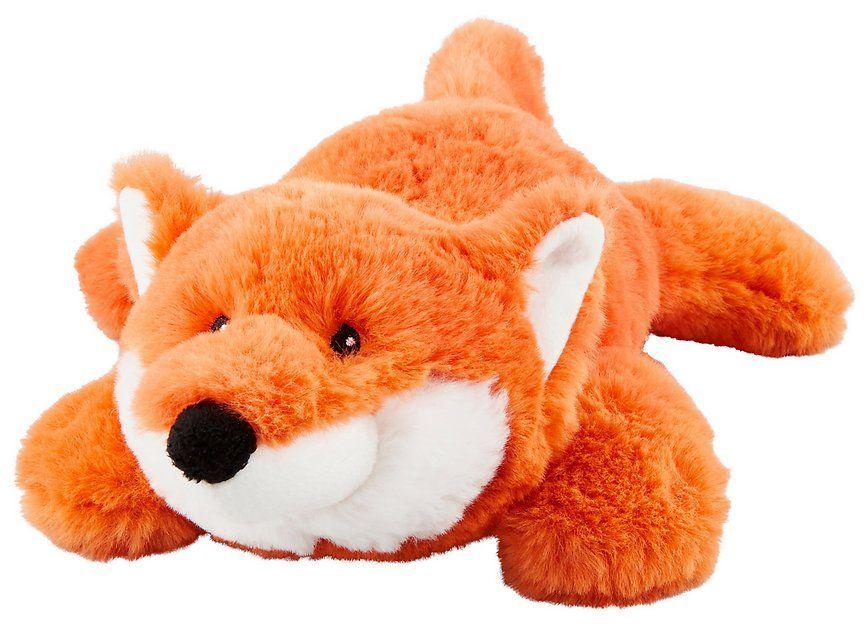 Buy Frisco Plush Squeaking Fox Dog Toy Medium At Chewy Com Free